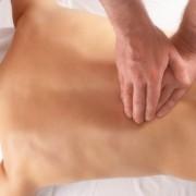 Stuburo masažas