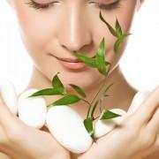 Aromaterapinė veido procedūra